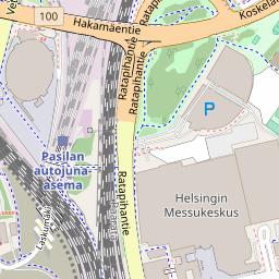 Kuljetuspalvelu Helsinki
