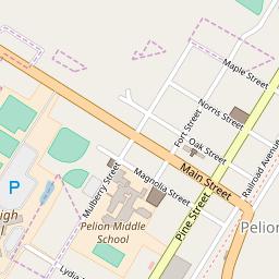 Pelion High School Football Stadium Gymnasium Gymnasium School Main Street 510 Pelion Phone Number Www Yellow Pages Network